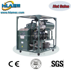 Dvp-50 Power Station Transformer Oil Purifier Equipment pictures & photos