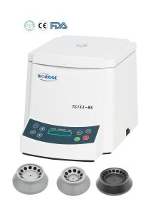 Tabletop High Speed Centrifuge (TG16A-WS) pictures & photos