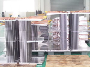 Fin Tube Type Industrial Air Conditioining Unit Fin Coil pictures & photos
