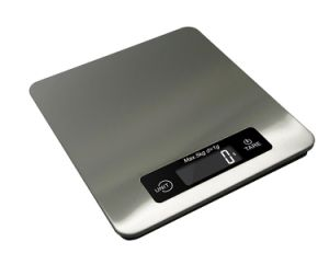 Kitchen Scale with Stainless Steel Platform (FK419T) pictures & photos