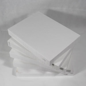 1260 High Purity Refractory Material Ceramic Fiber Board pictures & photos