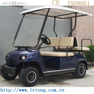 Best Price 4 Seaters Electric Golf Cart Wholesale pictures & photos