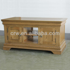OA-4038 High Quality Model Home TV Cabinet Wooden Furniture pictures & photos