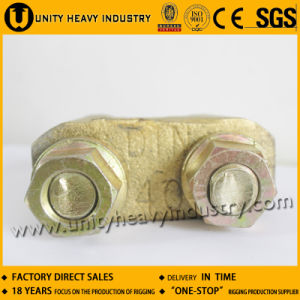 DIN1142 Galv Malleable Wire Rope Clip pictures & photos