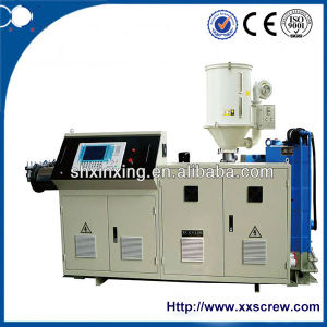 China Xinxing Single Screw Extruder Plastic Manufacturer pictures & photos