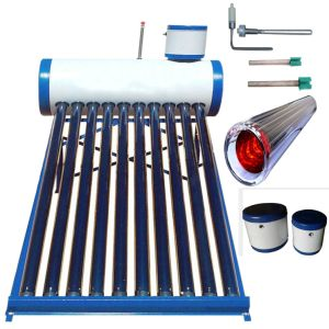 Low Pressure Solar Thermal Hot Water Heater Solar Geyser/Non-Pressurized Solar Geyser pictures & photos