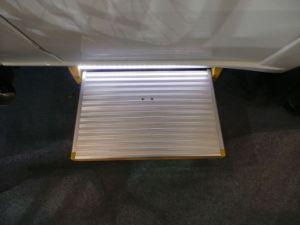CE Ladder Aluminum Sliding Steps pictures & photos