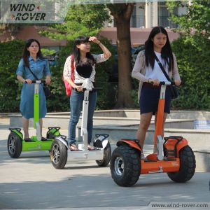 Wind Rover V5 1800 W Two Wheel Electric Scooter pictures & photos