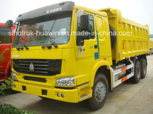 Sinotruk HOWO 6X4 30t Tipper Dump Truck pictures & photos