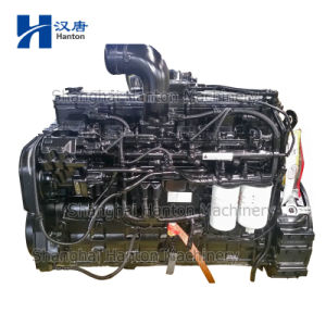 Cummins QSL diesel motor engine for backhoe wheel loader crane bus bulldozer pictures & photos
