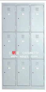 2015 New 9-Doors School Steel Locker Storage Cabinet (DG-33) pictures & photos