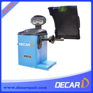 Best Price Wb200 China CE Cheap Wheel Balancer pictures & photos