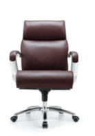 Modern Furniture Eames Swivel Office Leather Executive Chair (NS-005B) pictures & photos