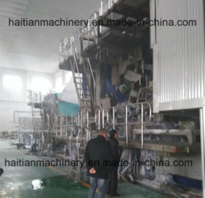 High Speed Automatic Toilet Tissue Paper Machine pictures & photos