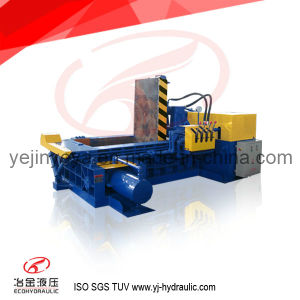 Ydf-130A Factory Hydraulic Compactor for Iron Scraps (integration design) pictures & photos