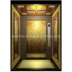 Luxury Design Decorative Stainless Steel Elevator Cabin Decoration pictures & photos
