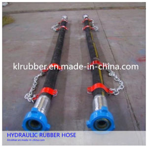 Factory Direct Sale Steel Wire Armed Drilling Rubber Hose pictures & photos