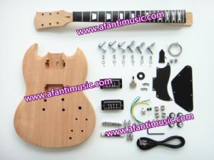 Afanti Music / Sg DIY Electric Guitar Kit (ASG-918K) pictures & photos