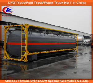 20ft ISO Tank Container 40ft Liquid Chemical Tank Container pictures & photos