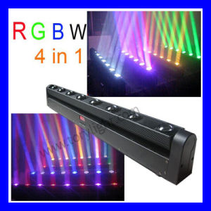 8*10W 4in1 LED Beam Moving Light pictures & photos
