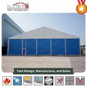 30X100m Aluminum Semi-Permanent Industrial Warehouse Storage Tent pictures & photos