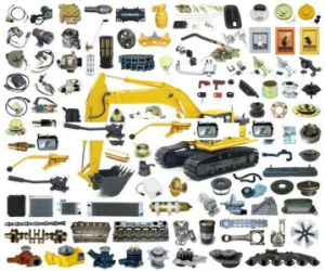 Spare Parts for Yanmar Excavators pictures & photos