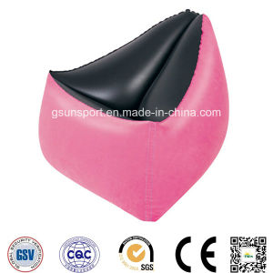 Double Chamber PVC Inflatable Sofa Inflatable Products PVC Air Chair