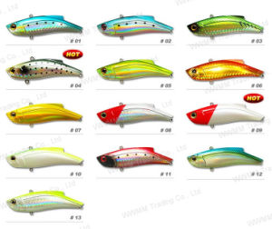 Top Grade Quality Fishing Lure--Vibration (HYT001) pictures & photos