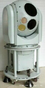 Naval Multi Sensor Eo IR Camera System Mwir Cooled Thermal Camera, TV Camera and 20km Laser Range Finder pictures & photos