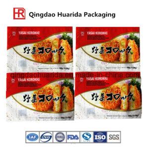 Snacks and Laminated Plastic Flexible Packaging Plastic Food Bag pictures & photos