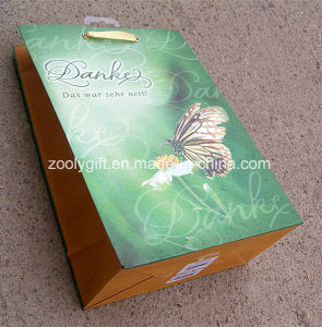 Personalized Design Printing Paper Gift Packing Bags Promotional Paper Bags pictures & photos