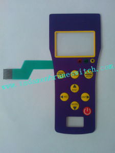Membrane Switch with LED Membrane Switch-125