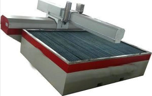 Aluminum Water Jet (Waterjet) Cutting Machine with CE pictures & photos