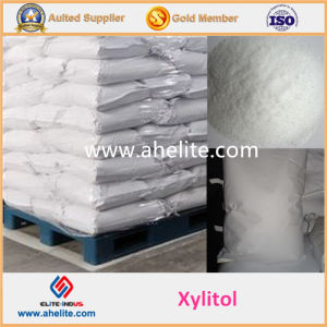 Anti-Caries Gum Additives Powder Sweetener 25kg Xylitol pictures & photos