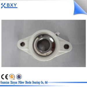 "Flange /Oval Unit Plastic Pillow Block Bearing UCFL201 1/2"" pictures & photos"