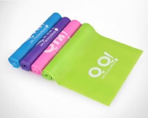 Exercise Yoga Band, Resistance Band, Fitness Band pictures & photos