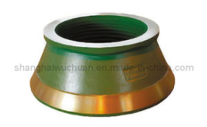 Manganese Liner for Cone Crusher pictures & photos