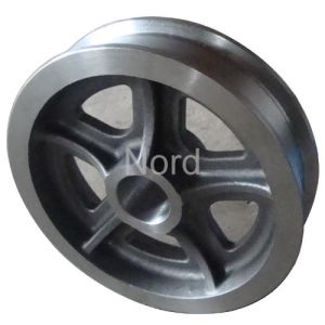Casting/Forged Steel Wheels for /Train/Locomotive/Wagon pictures & photos