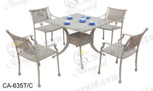Cast Aluminium Furniture, Outdoor Furniture Ca-635tc pictures & photos