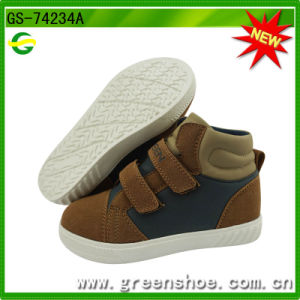 2015 Latest Cheap Wholesale Shoes for Children in China (GS-74234
