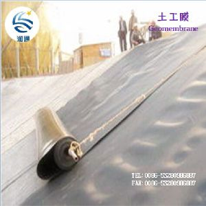 HDPE Hot Sale High Quality LDPE HDPE Geomembrane Highway Road Construction pictures & photos