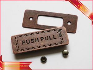 Metal Tag Metal Label for Bags and Luggage pictures & photos