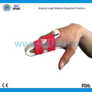Bendable Orthopedic Foam Padded Finger Splint