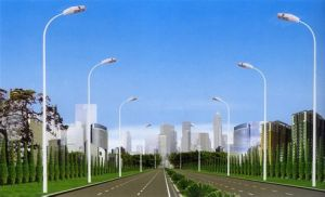 Steel High Quality Light Pole pictures & photos