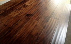 Antique Wave Dark Acacia Hardwood Floor (SW-8727)