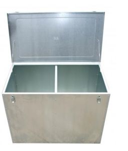 Zinc Metal Box High Quality Metal Enclosure pictures & photos
