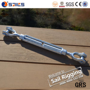 High Grade Steel Forged Us Type Turnbuckle pictures & photos