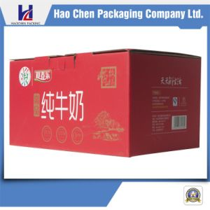 Cheap and Good Quality Juice/Milk/Tea/Drinks Carton Corrugated Packaging Box pictures & photos