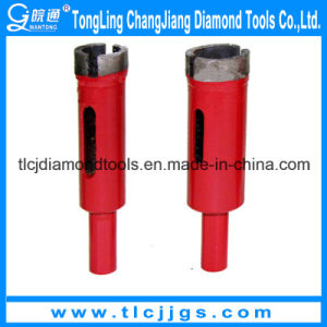 Hard Rock Diamond Drill Bits for Dry Use pictures & photos