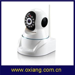 Pan 355deg &Tilt 120deg 720p HD Wireless Network Infrared IP Camera pictures & photos